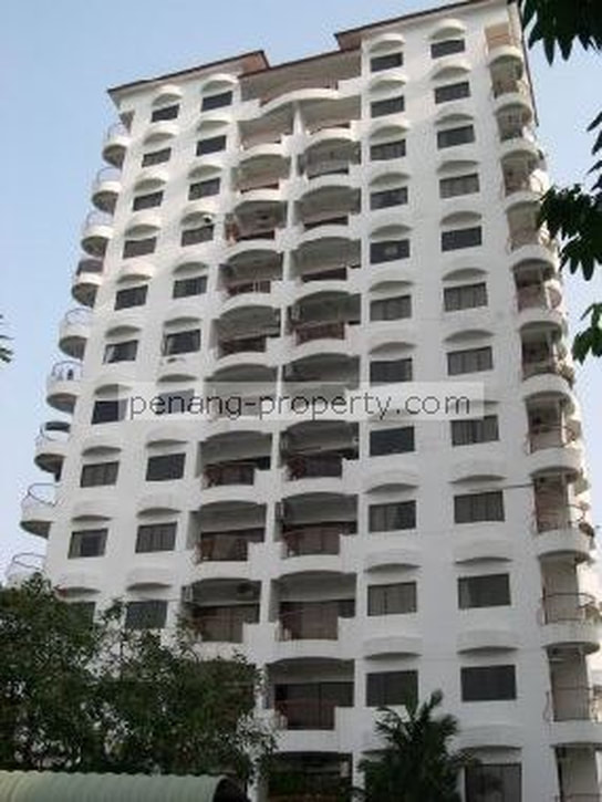 Sri Saujana Sungai Dua Apartment For