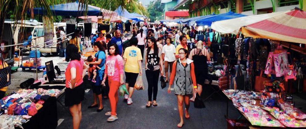 Pasar Malam - Penang Night Market