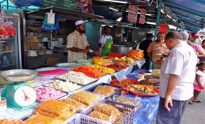Ramadan Bazaars