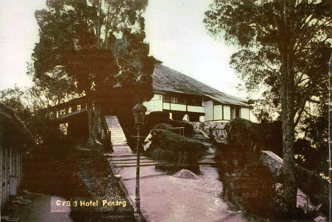 Crag Hotel Penang Hill