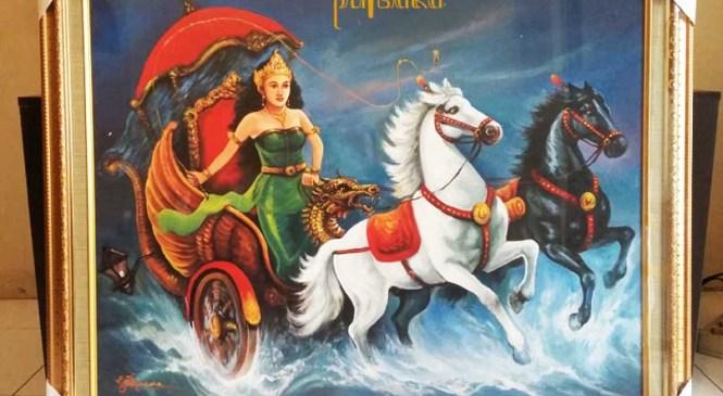 Lukisan Ratu Kalinyamat Sarana Ampuh Pelarisan Toko
