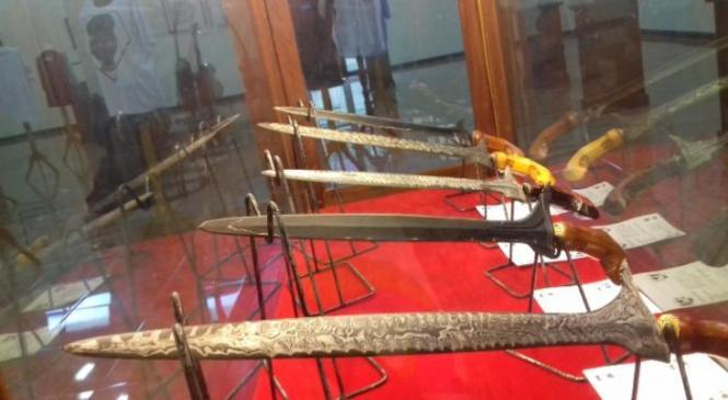 Museum Keris Solo Simpan Ratusan Keris Bertuah