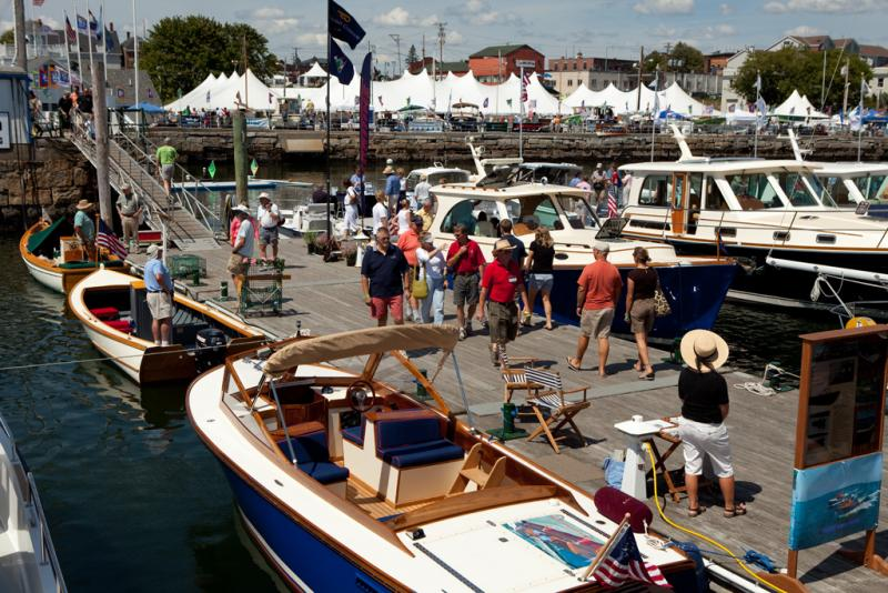 2015 Maine Boats Homes And Harbors Show This Weekend In