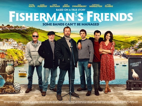 Fisherman's Friends Filmed at Pencarrow House and Gardens