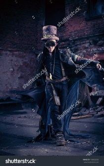 stock-photo-portrait-of-a-steampunk-man-in-the-ruins-158662658