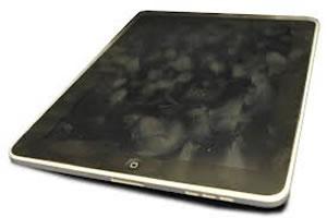 iPad with Fingerprints