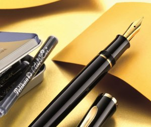 Pelikan 200 Cartridge Fountain Pen and the Pelikan Nib Exchange