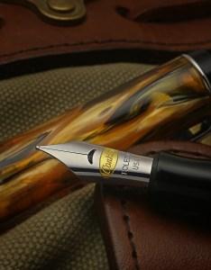 Conklin Duragraph Pen Collection Closeup