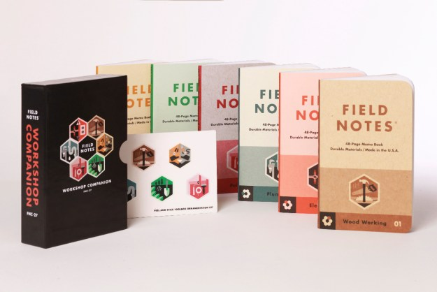 Field Notes Workshop Companion set