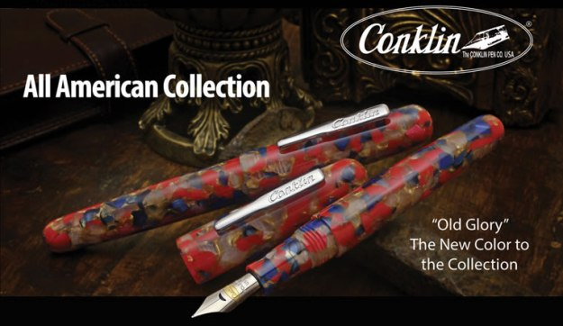 Conklin All American Old Glory