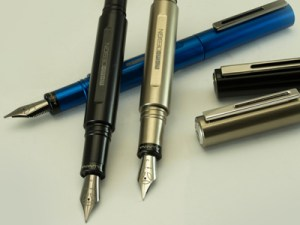 Delta Momo Design Alumina Fountain Pens