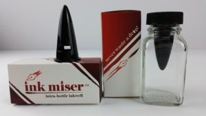 Ink Miser Intra-bottle Inkwell with Cap