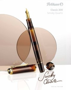 Pelikan M200 Smoky Quartz Pen