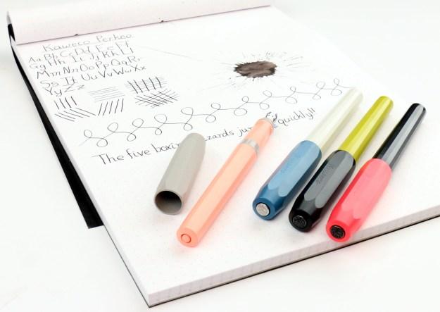 Kaweco Perkeo Fountain Pen Review with Pens