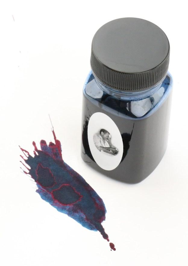 Organics Studio Ernest Hemmingway Santiago's Sea Ink