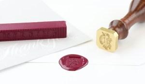 J Herbin Sealing Wax and Seal