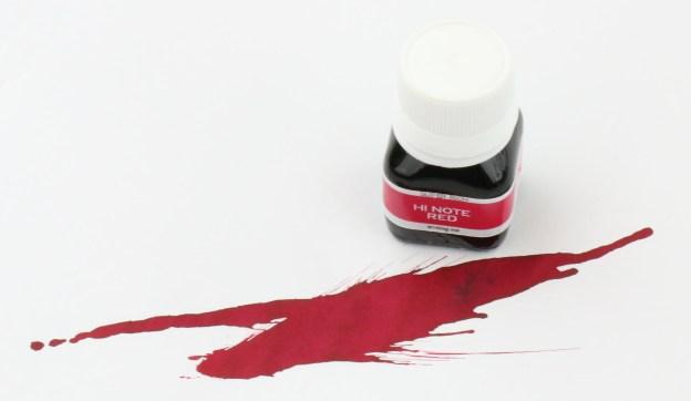 Krishna Hi Note Red Ink