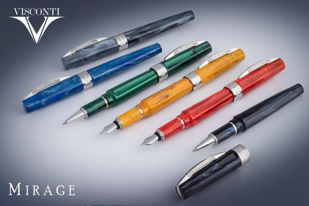 Introducing the Visconti Mirage Pen