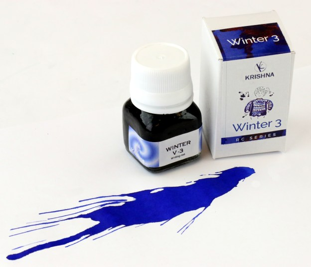Krishna Winter 3 Ink Bottle