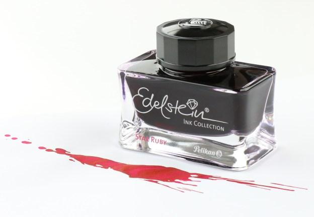 Pelikan Edelstein Star Ruby Ink Bottle