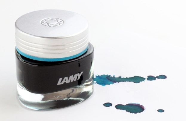 Lamy Crystal Amazonite Ink Bottle