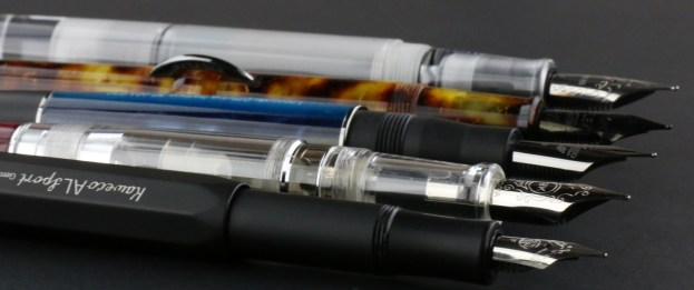 Different Types of Fountain Pens and How to Fill them