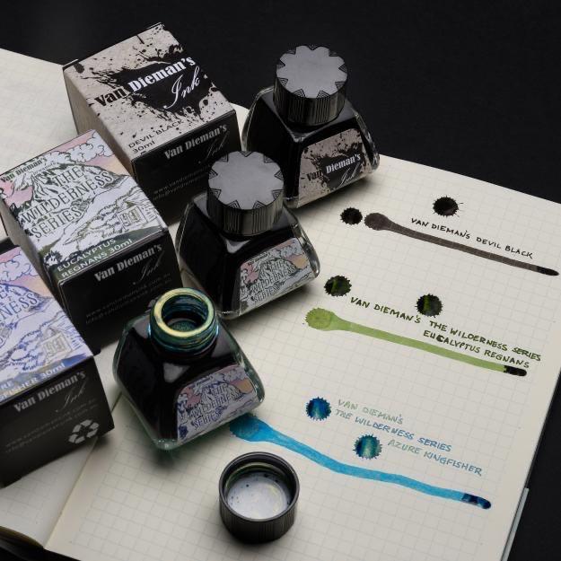 Van Dieman's Ink Review on Pen Chalet