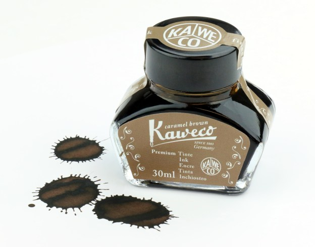 Kaweco Caramel Brown Ink Bottle