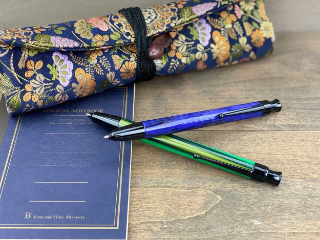 top 5 rollerball pens pen chalet 2020 holiday pen gift guide