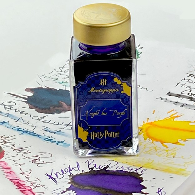 montegrappa harry potter ink comparison