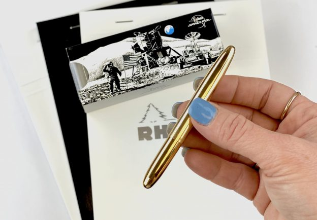 antimicrobial bullet space pen
