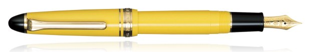 Sailor 1911 Standard Fountain Pen in Yellow