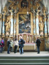 Frühlingsausflug Klosterkirche Muri (5.6.2004)
