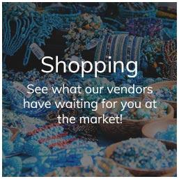 Pendergrass Flea Market Shopping