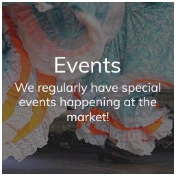 Pendergrass Flea Market Events