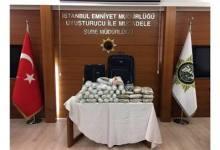 Pendik'te uyuşturucu operasyonu: 2 gözaltı