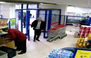 Pendik'te Bir Markette Gasp Yapan Şüpheli Yakalandı