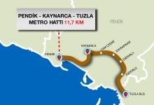 Pendik-Tuzla Metro Hattıyla İle İlgili Yeni Gelişme