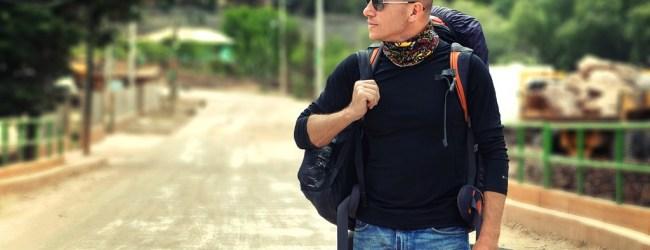 70 Ülke Gezen Rotasız Seyyah Mehmet Genç Pendik'e Geliyor