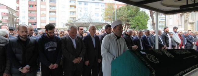 Sami Bayram'ı Acı Gününde Dostları Yalnız Bırakmadı
