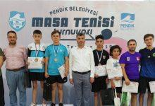 Masa Tenisi Turnuvası Tam Not Aldı