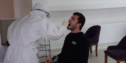 Pendikspor'un Koronavirüs Test Sonuçları Çıktı