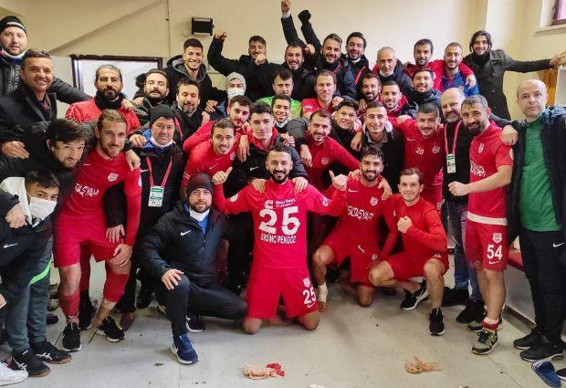 İkinci Yarıya Muhteşem Başlangıç | Pendikspor 4-1 Serik Belediye Spor