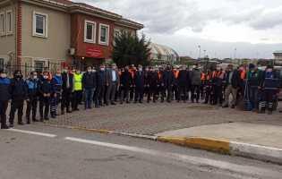 Pendik Belediyesi Toplu Temizlik ve Yol Bakım Çalışmalarına Tekrar Başladı