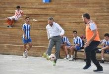 Başkan Ahmet Cin'den Antrenörlere 300 Bin TL. Destek
