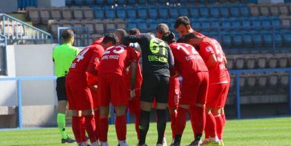 Güzel Galibiyet   Kardemir Karabükspor 0-3 Pendikspor