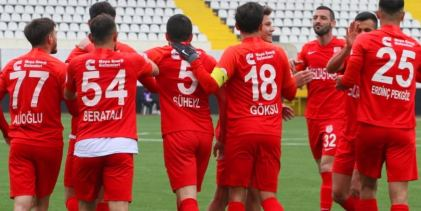 6 Maç Sonra Mağlubiyet   Etimesgut 3-1 Pendikspor