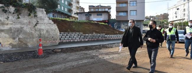 """Başkan Ahmet Cin: """"Pendik'te daha konforlu bir ulaşım için büyük gayret sarf ediyoruz."""""""