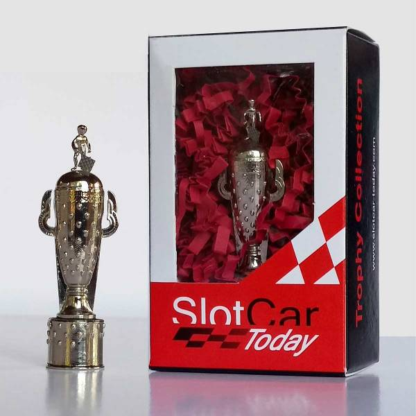 SlotCar Today Indianapolis 500 Trophy