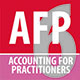 AFP trial balance, working paper software logo